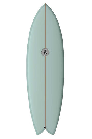 Element Surfboards Twin Fish Surfboard