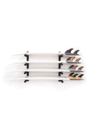 Ocean and Earth Stack Racks Fits 4-8 Boards | SurfBoard Racks For Garage