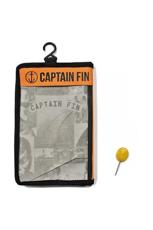 Captain Fin Co Dane Reynolds Thruster Fin Set Single Tab (Futures)