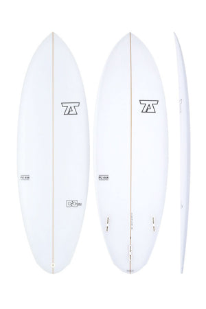 7S Double Down PU Surfboard