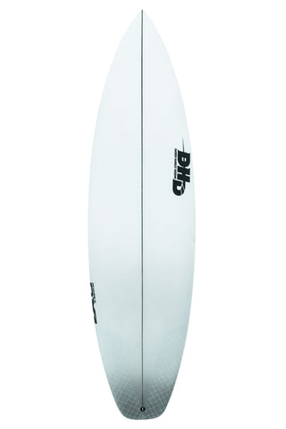 DHD The Twin Surfboard