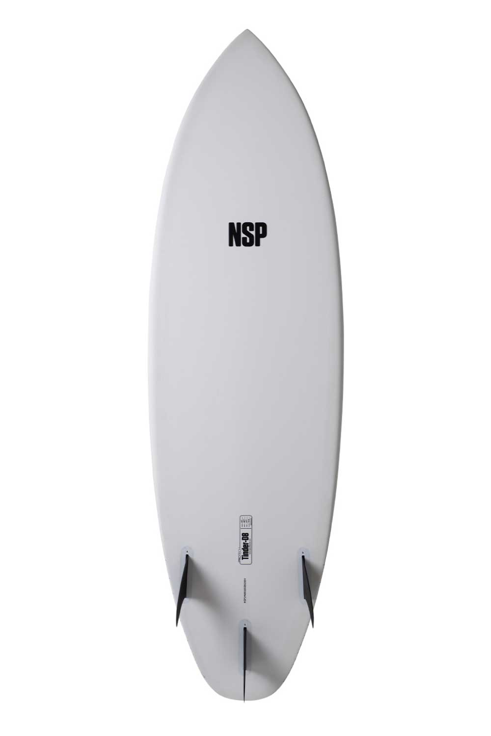 NSP Protech Tinder D8 Fish Surfboard