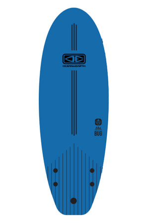 4ft Ocean & Earth The Bug Kids Softboard
