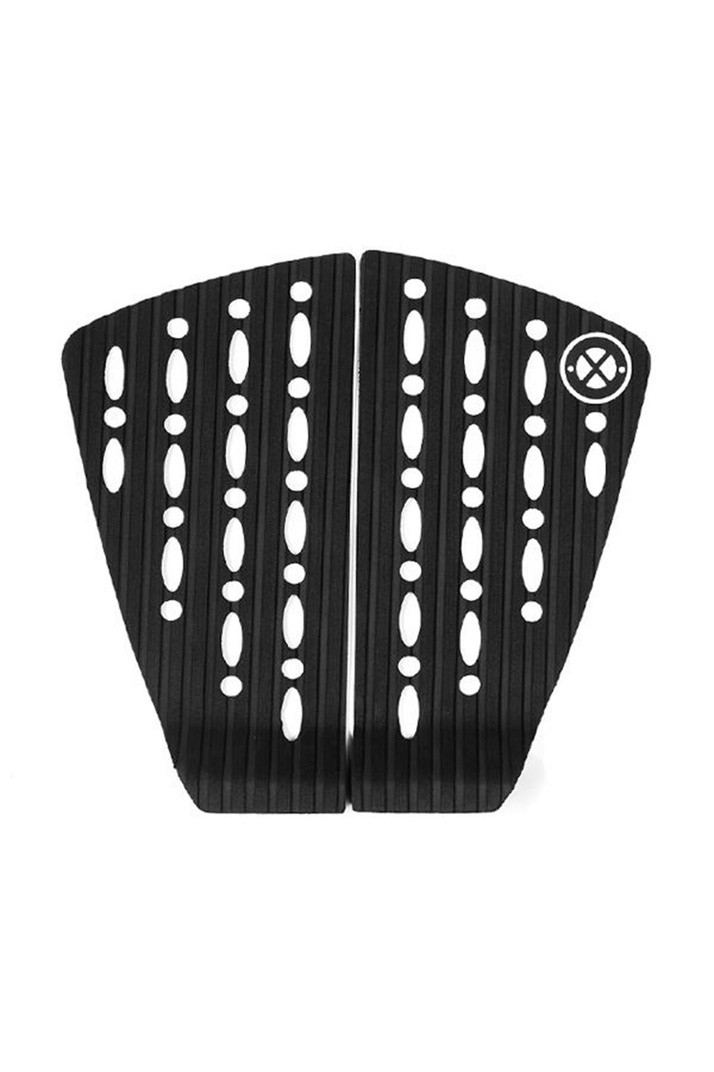 Dreded 2PC Macro Surfing Tail Pad - Black