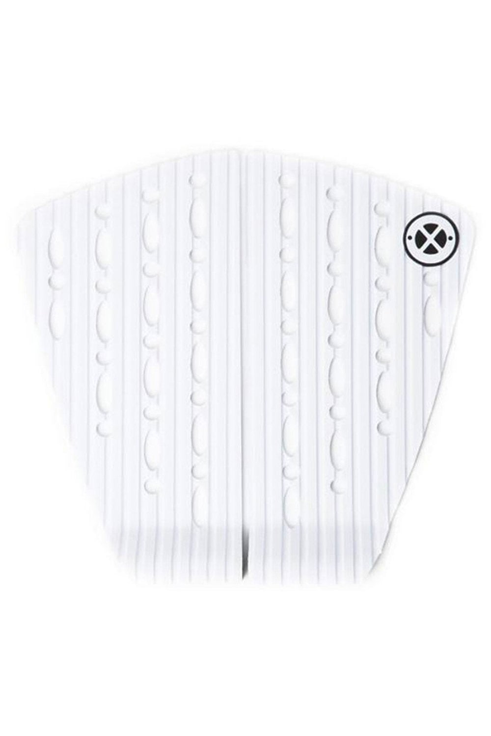 Dreded 2PC Macro Surfing Tail Pad - White