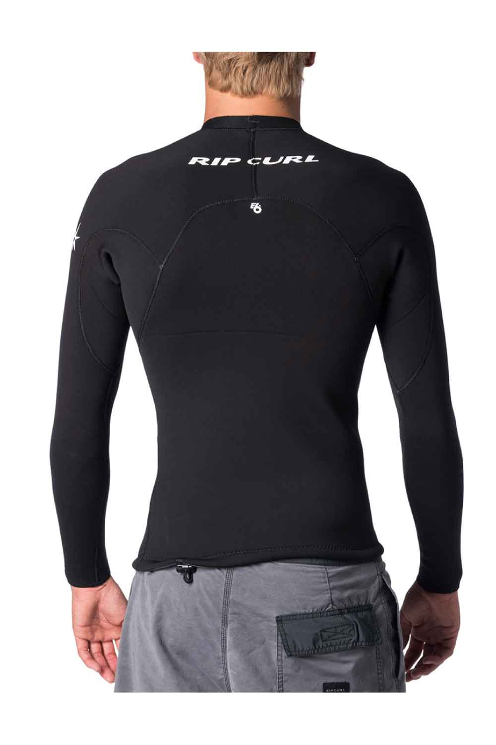 Rip Curl E-Bomb 1.5mm Long Sleeve Wetsuit Jacket