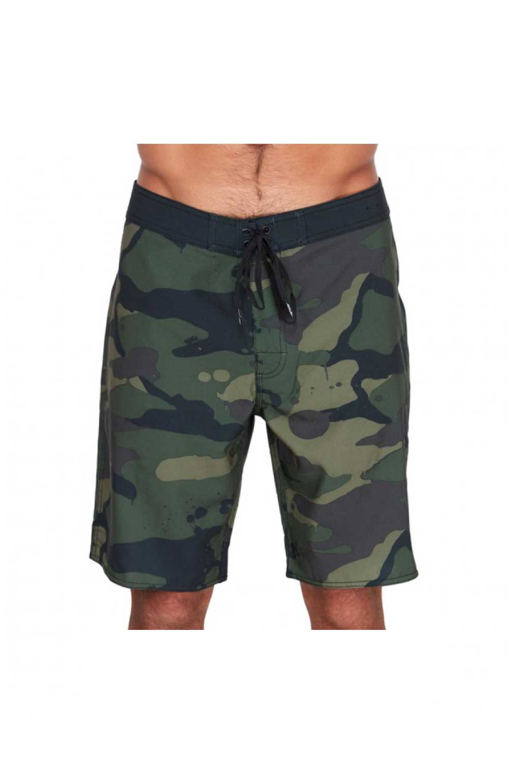 "RVCA VA Warp 19"" Mens Trunk Boardshorts"