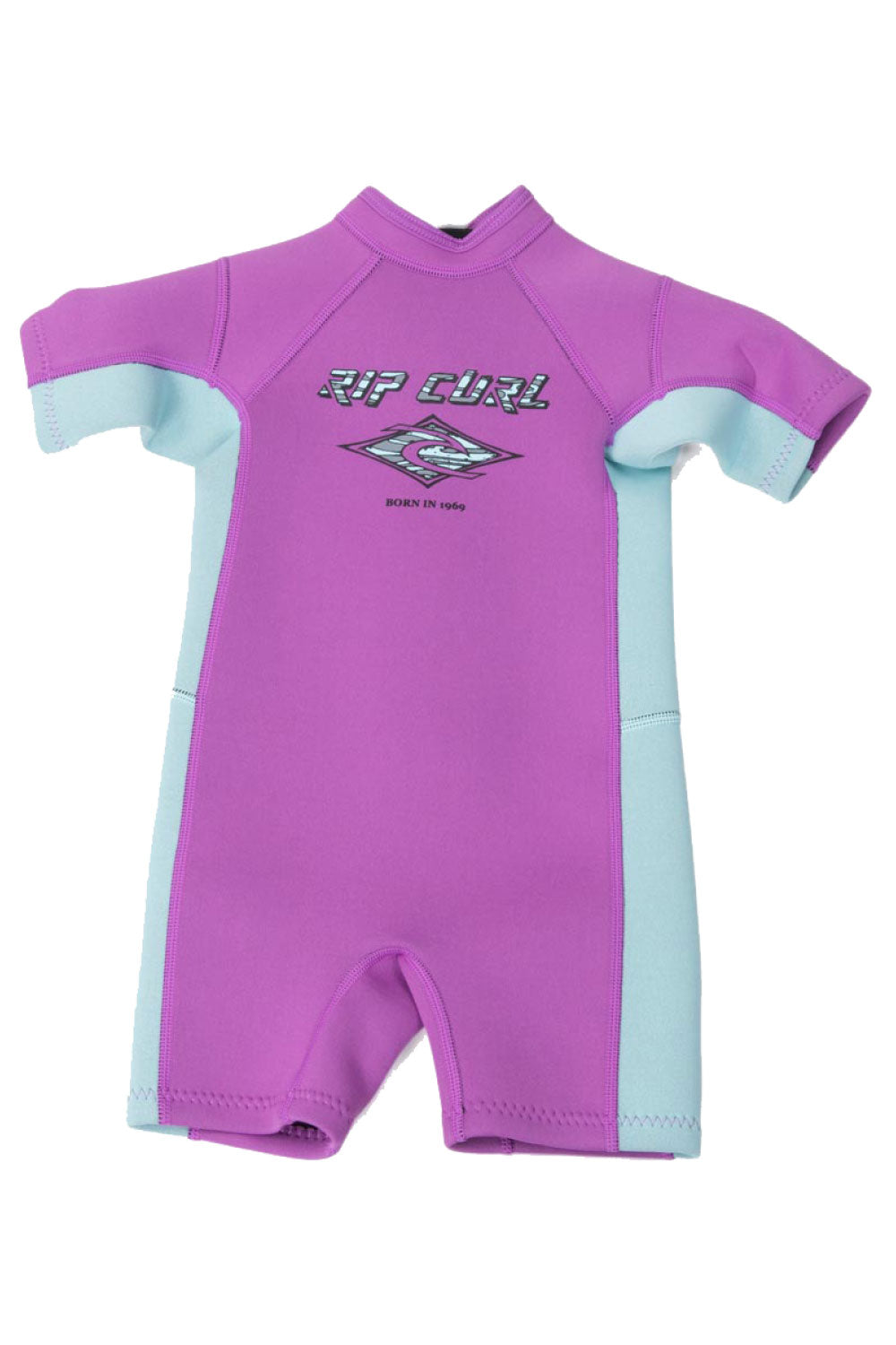 Rip Curl Omega 1.5mm Short Sleeve Spring Suit Kids (1-5 years)