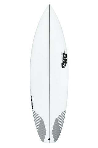 DHD MF 86 Stabbed Surfboard