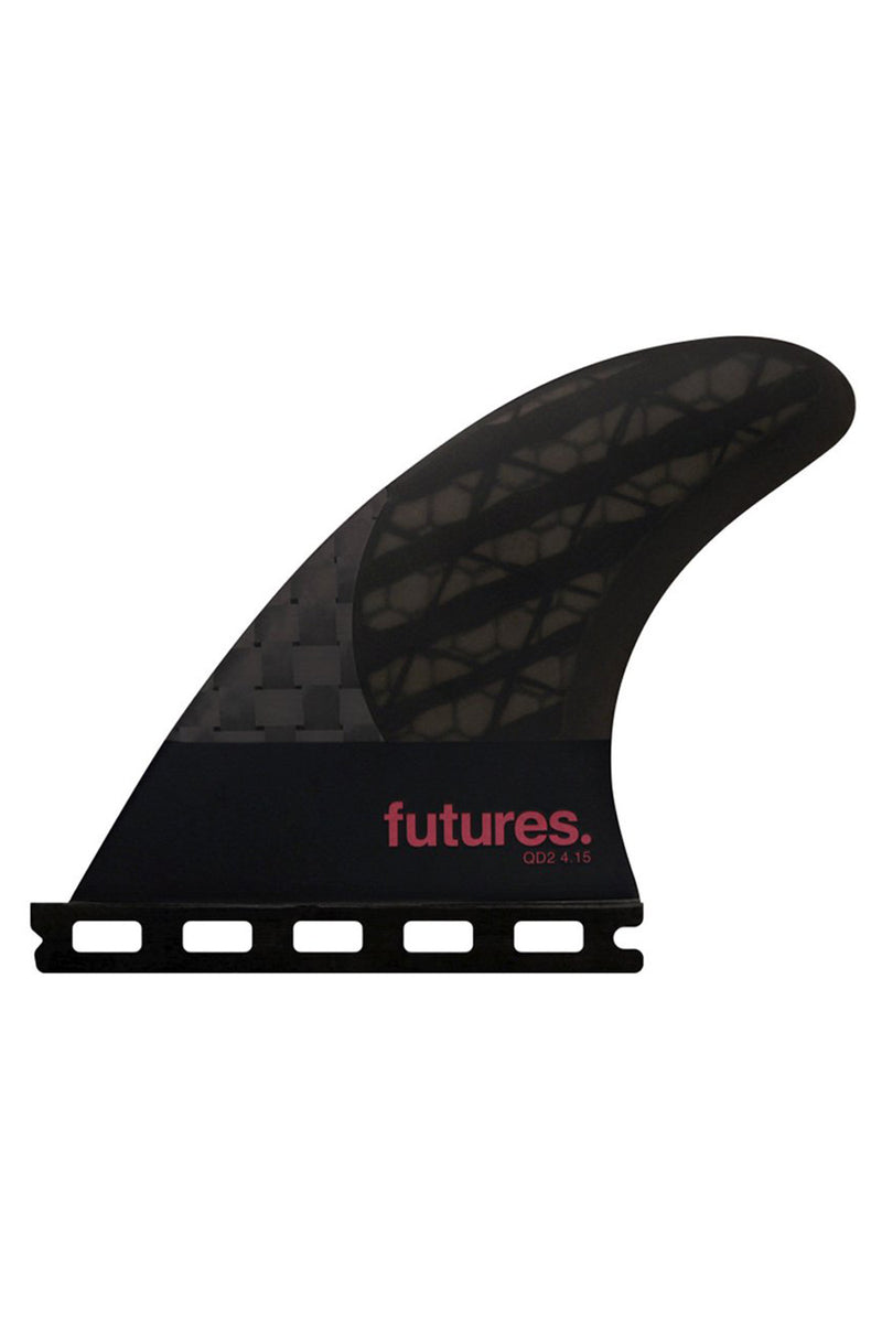 Futures QD2 4.15 Blackstix Quad Rears