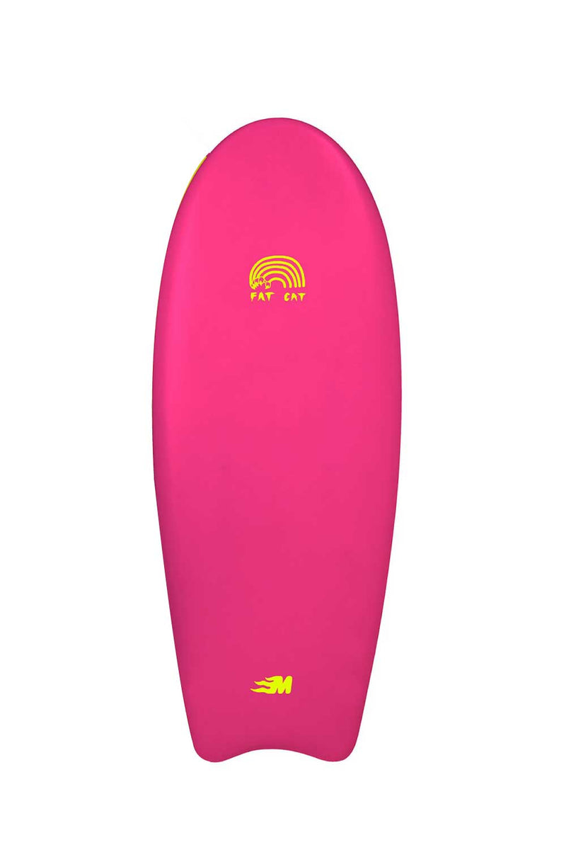 Mullet Fat Cat 4'8ft Softboard