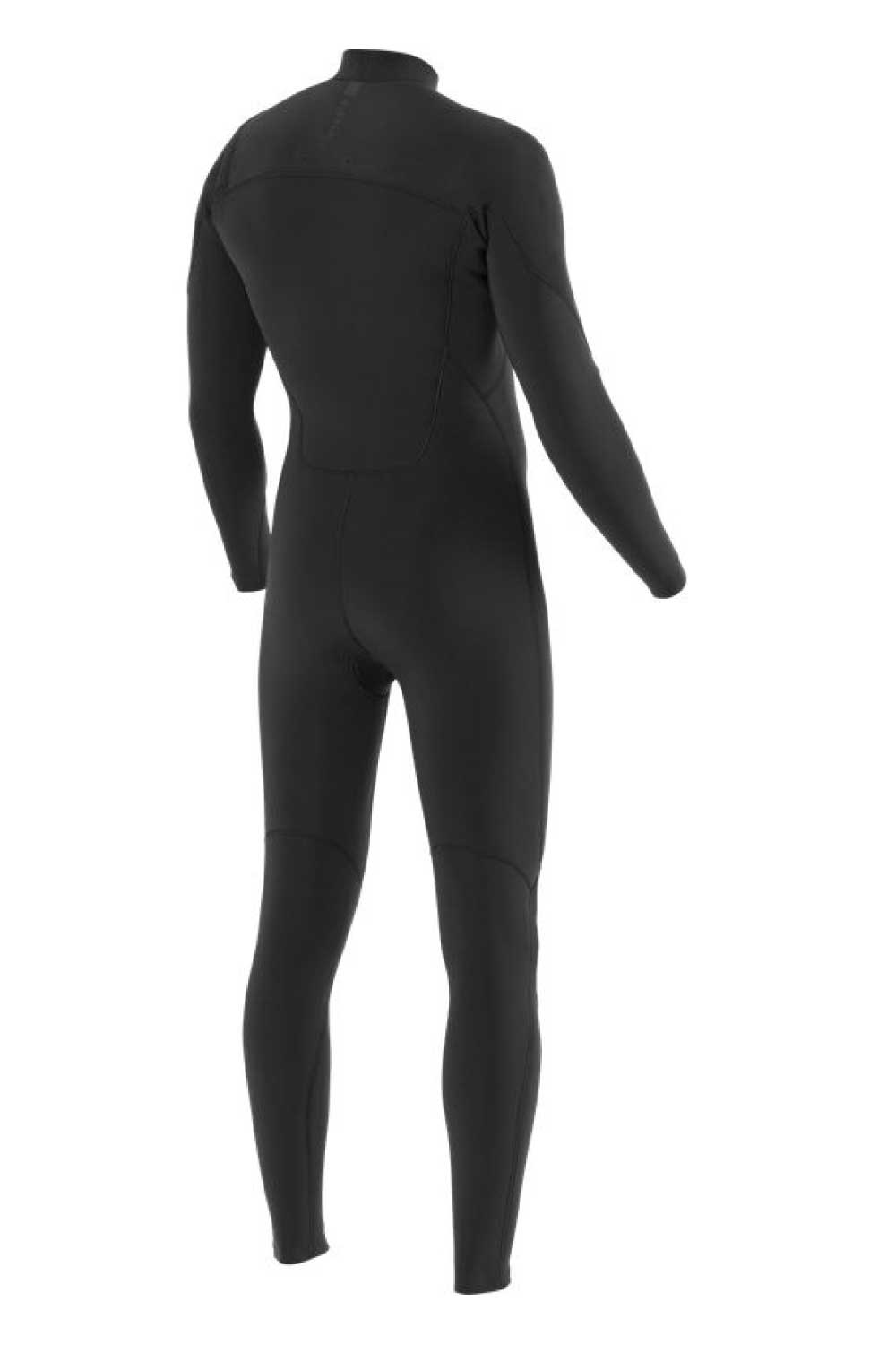 Vissla 7 Seas 3/2mm Full Suit Steamer Black