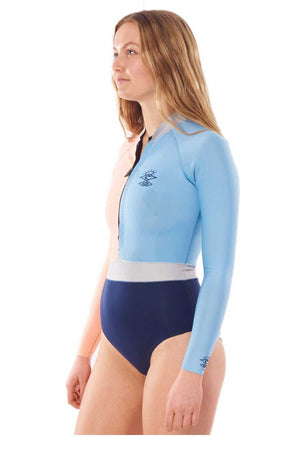 Rip Curl Womens Searchers 1mm Long Sleeve Springsuit