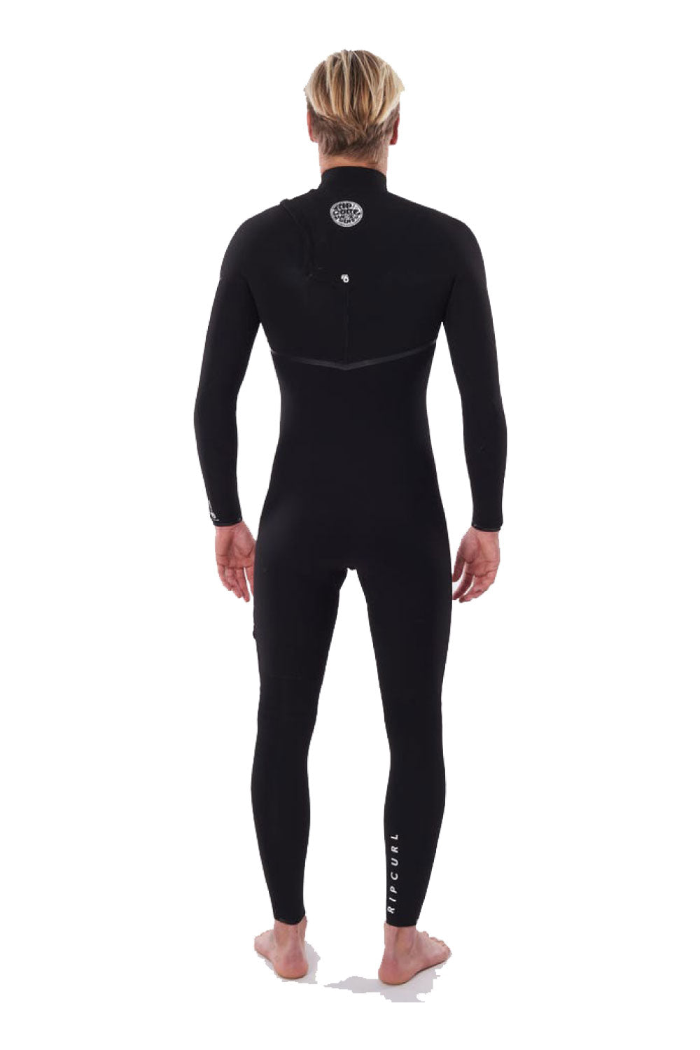 Rip Curl Men's Flashbomb 3/2mm Zip Free Wetsuit Steamer