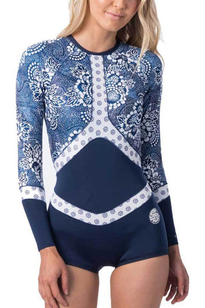 Rip Curl Madison Long Sleeve Boyleg Spring Wetsuit