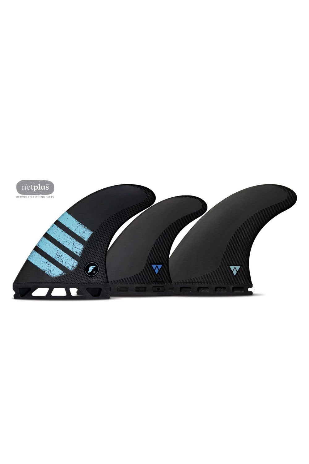 Futures F8 Alpha Carbon 5 Fin Set