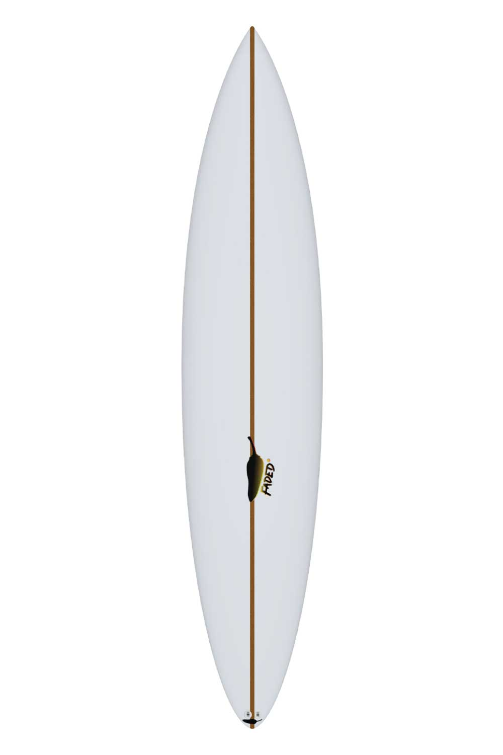 Chilli Faded 2.0 Gun Surfboard