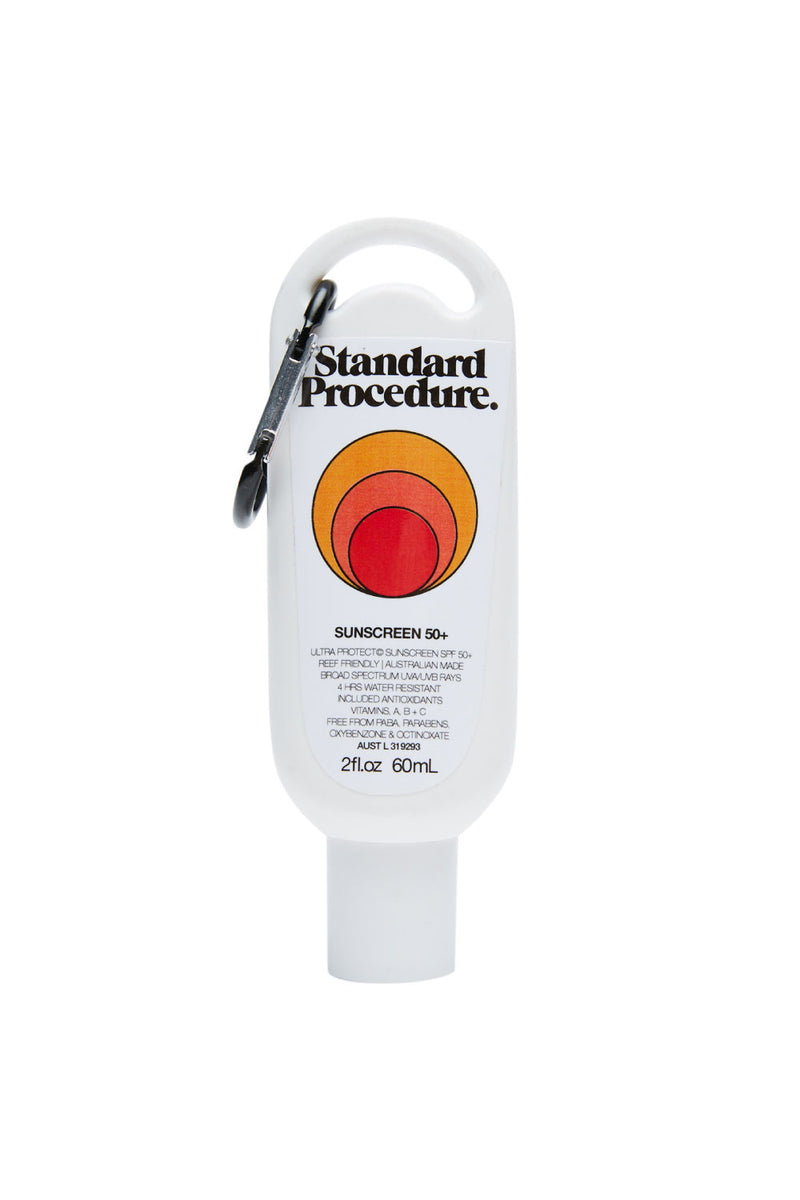 Standard Procedure Sunscreen 60ml Clip On