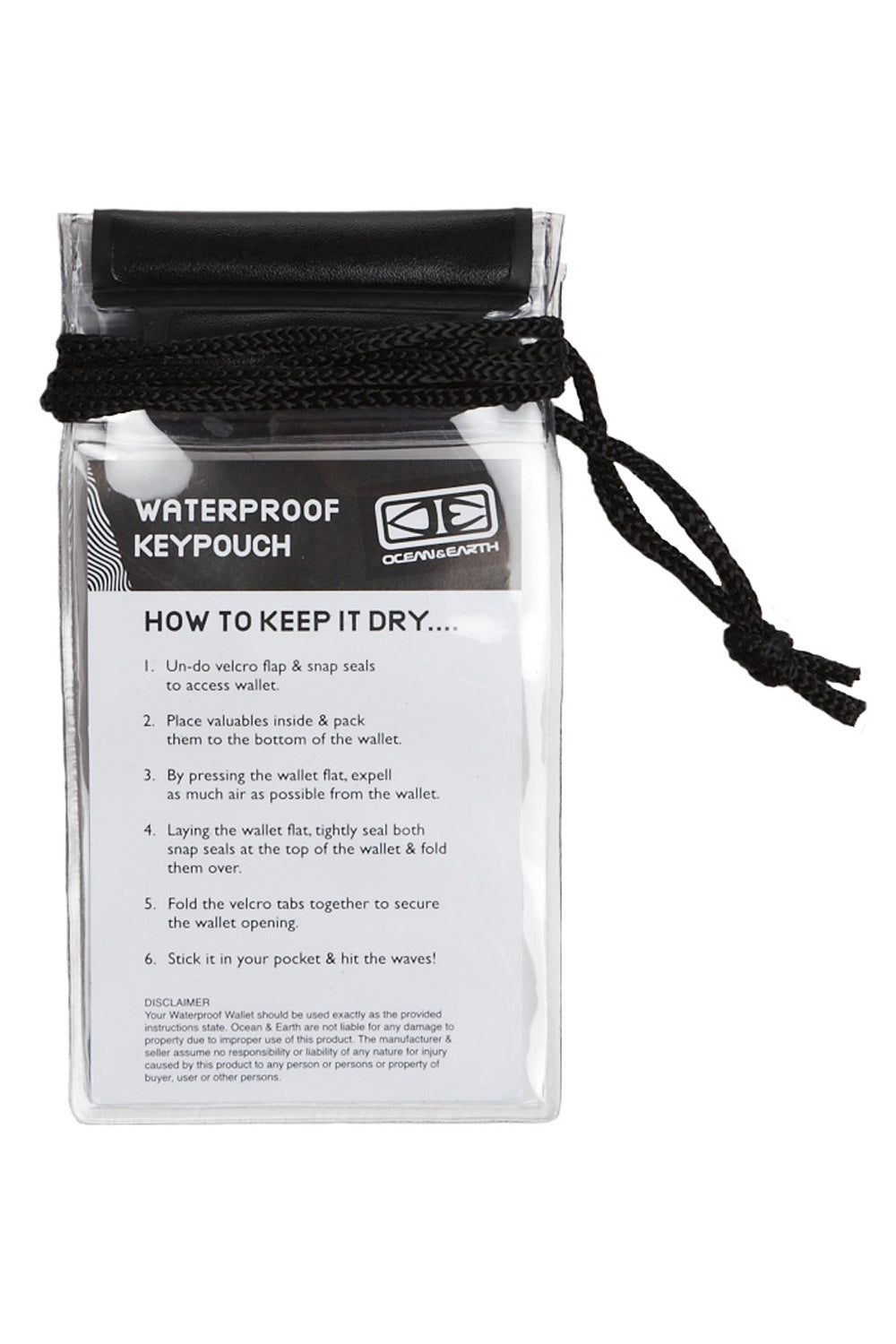 Water Proof Key Pouch