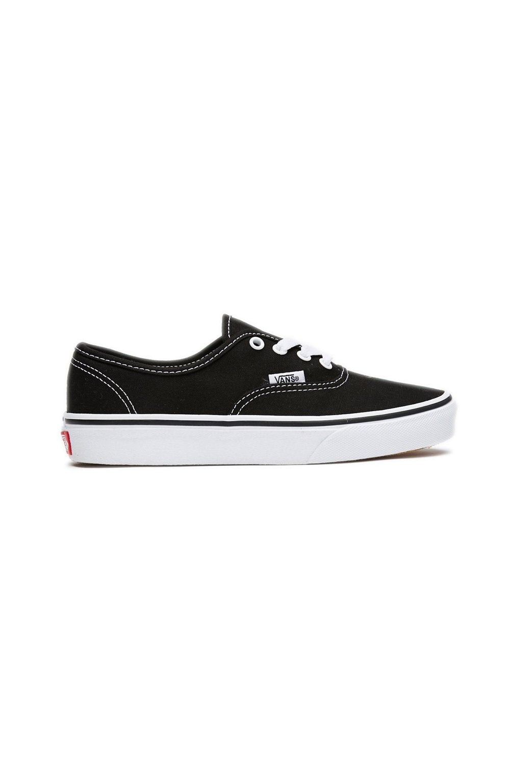 Vans Authentic Kids Black / White Shoe