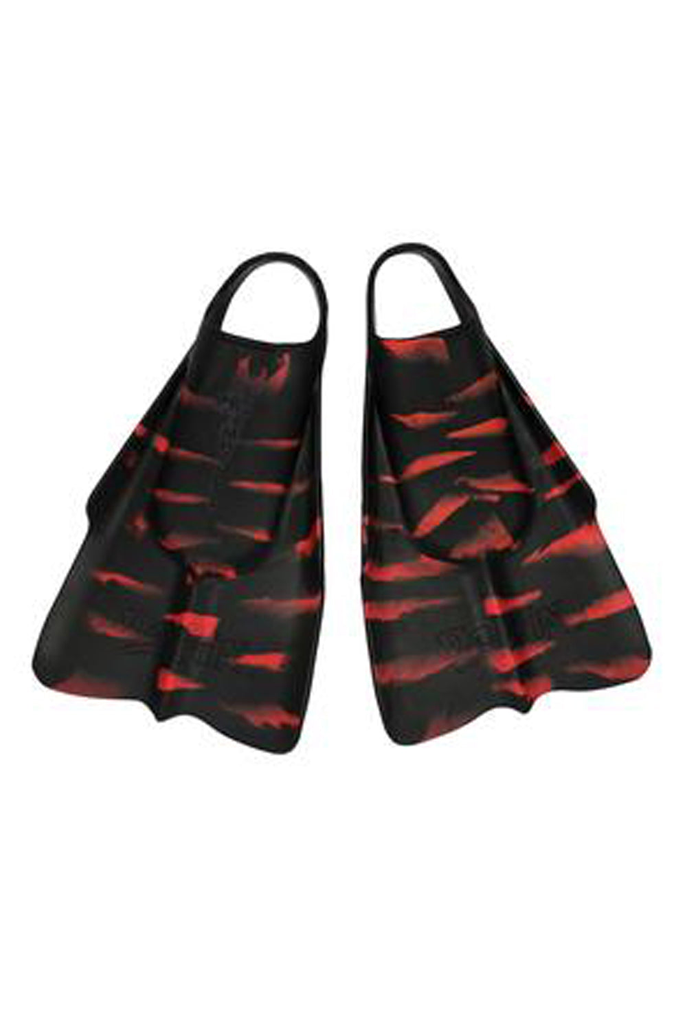 Da Fin Swimfins Flippers - Zak Noyle Black / Red