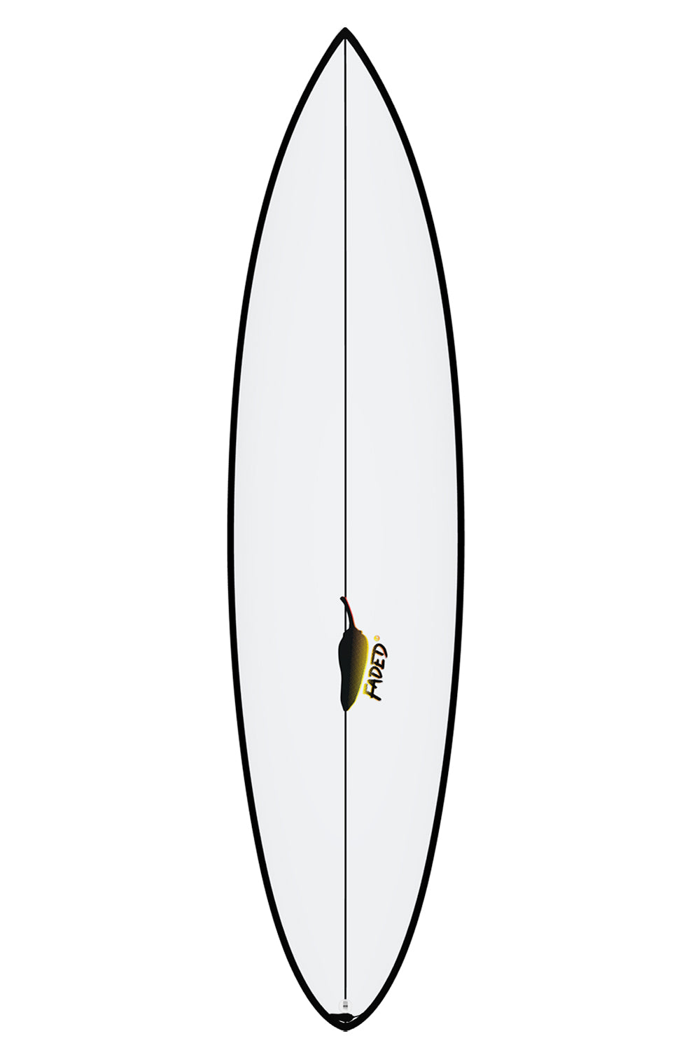 Chilli Faded 2.0 Step Up Surfboard