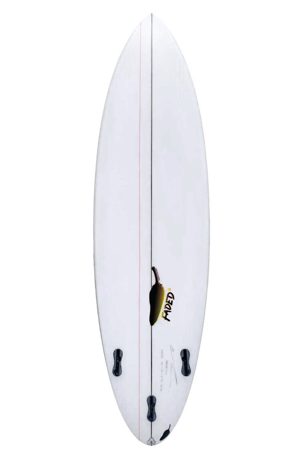 Chilli Faded 2.0 Surfboard