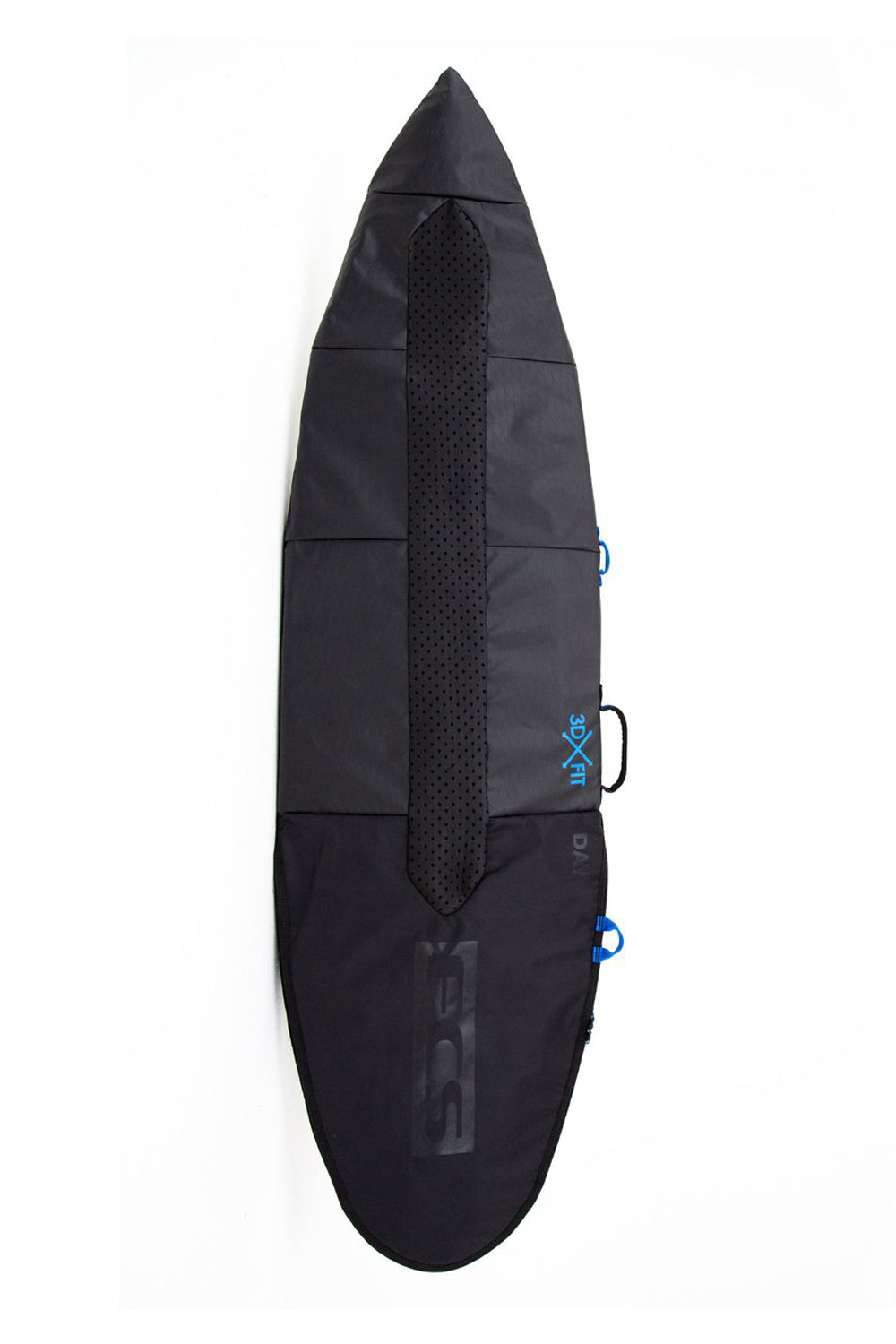 FCS 3D x Fit Day Funboard Cover