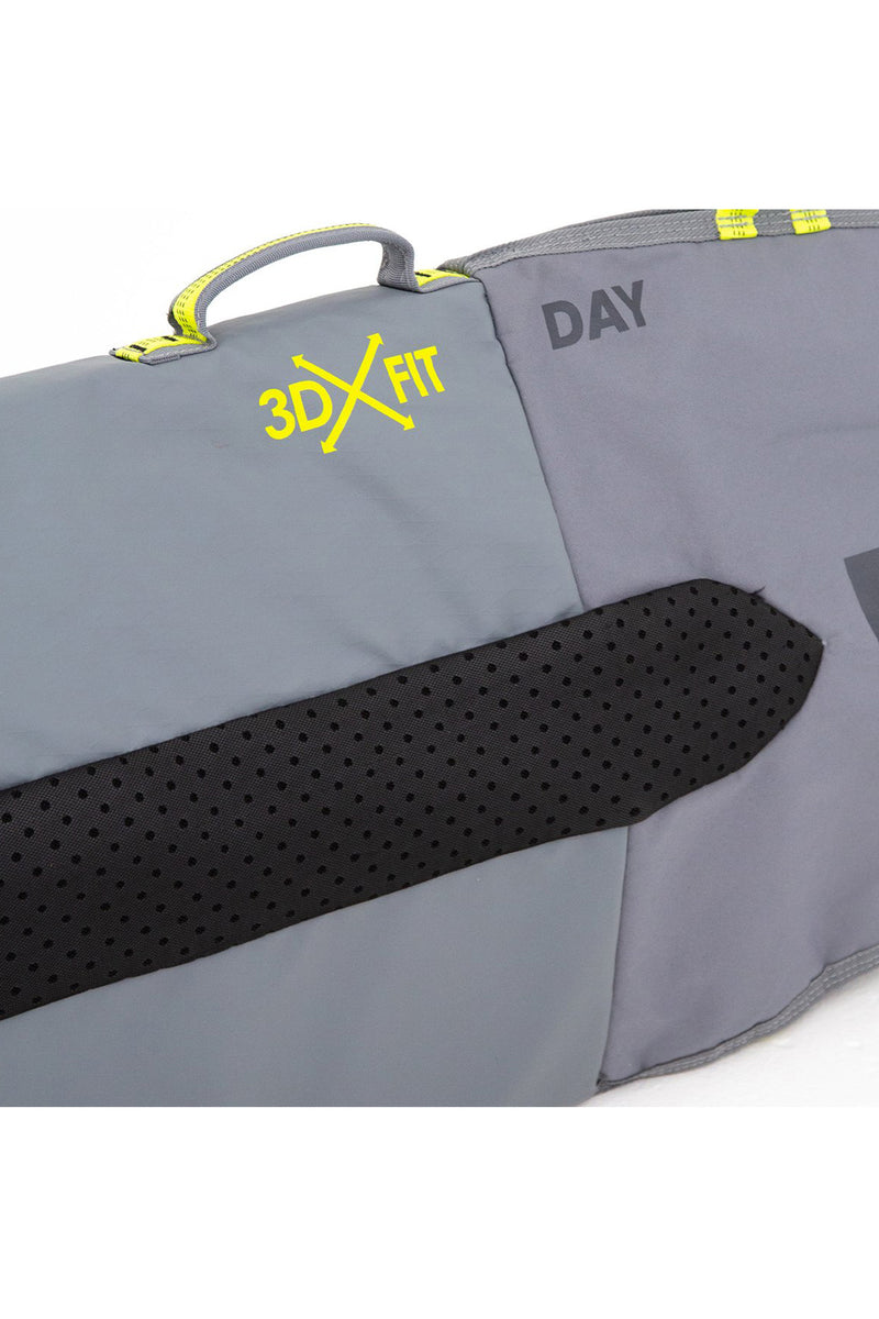 FCS 3D x Fit Day All Purpose Cover - Cool Grey