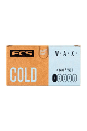 FCS Surf Wax Cold