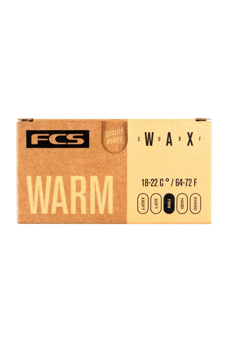 FCS Surf Wax Warm