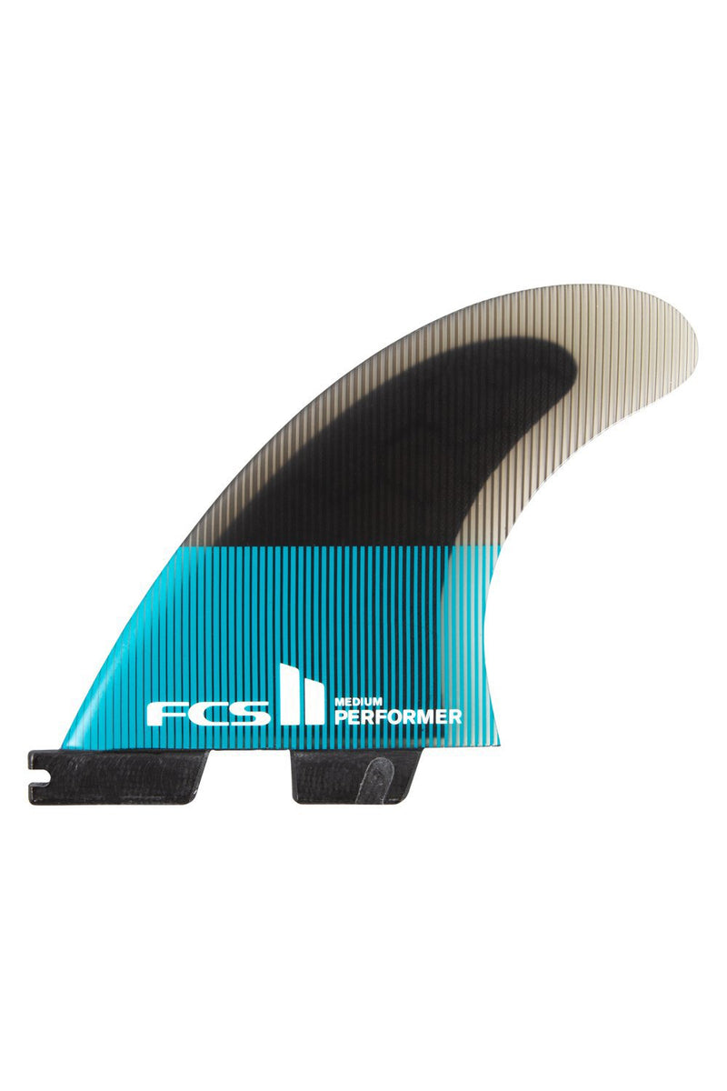 FCS 2 Performer PC Tri Fin Set