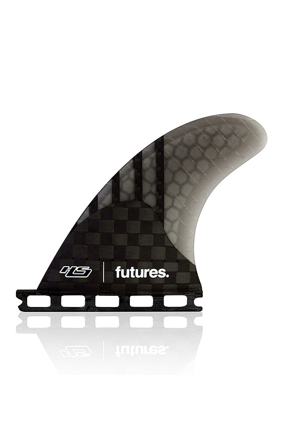 Futures Fins HS4 Quad Rear Gen Series Smoke
