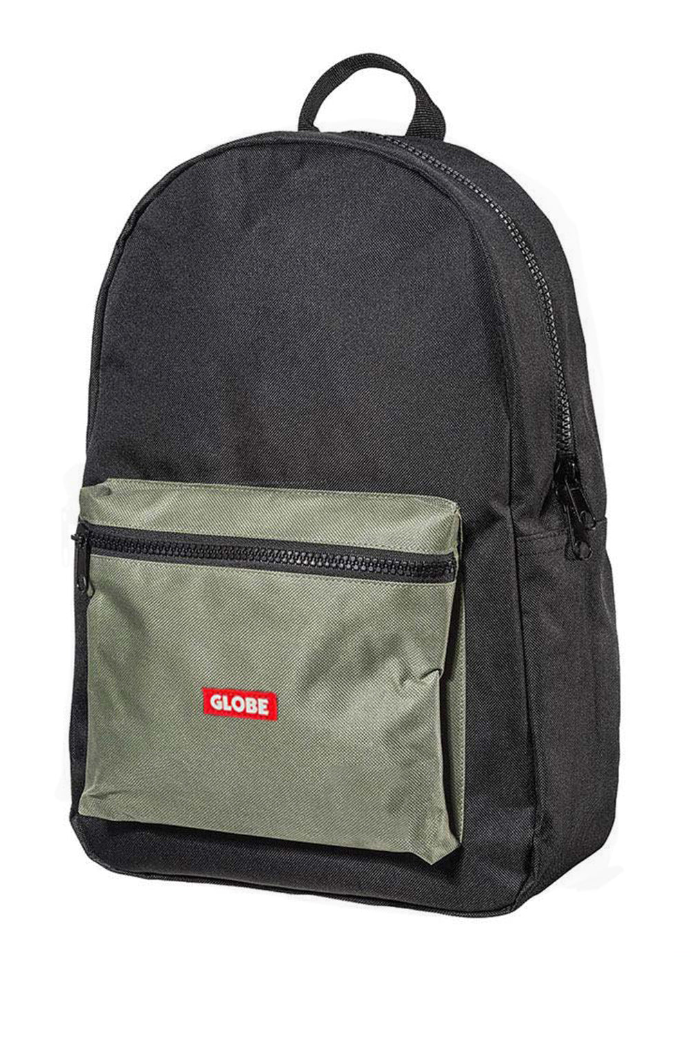 Globe Deluxe Backpack - Black Army