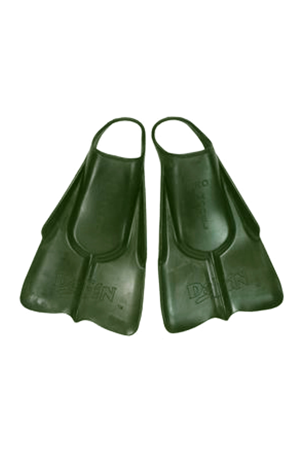 Da Fin Swimfins - Green