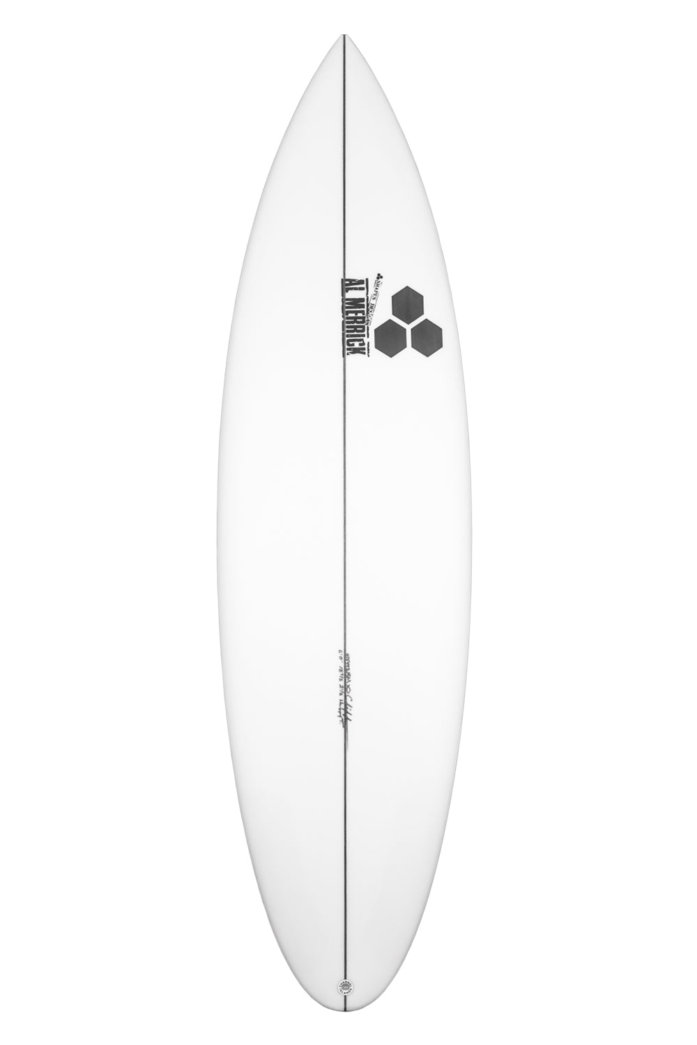 Channel Islands Happy Traveler Surfboard