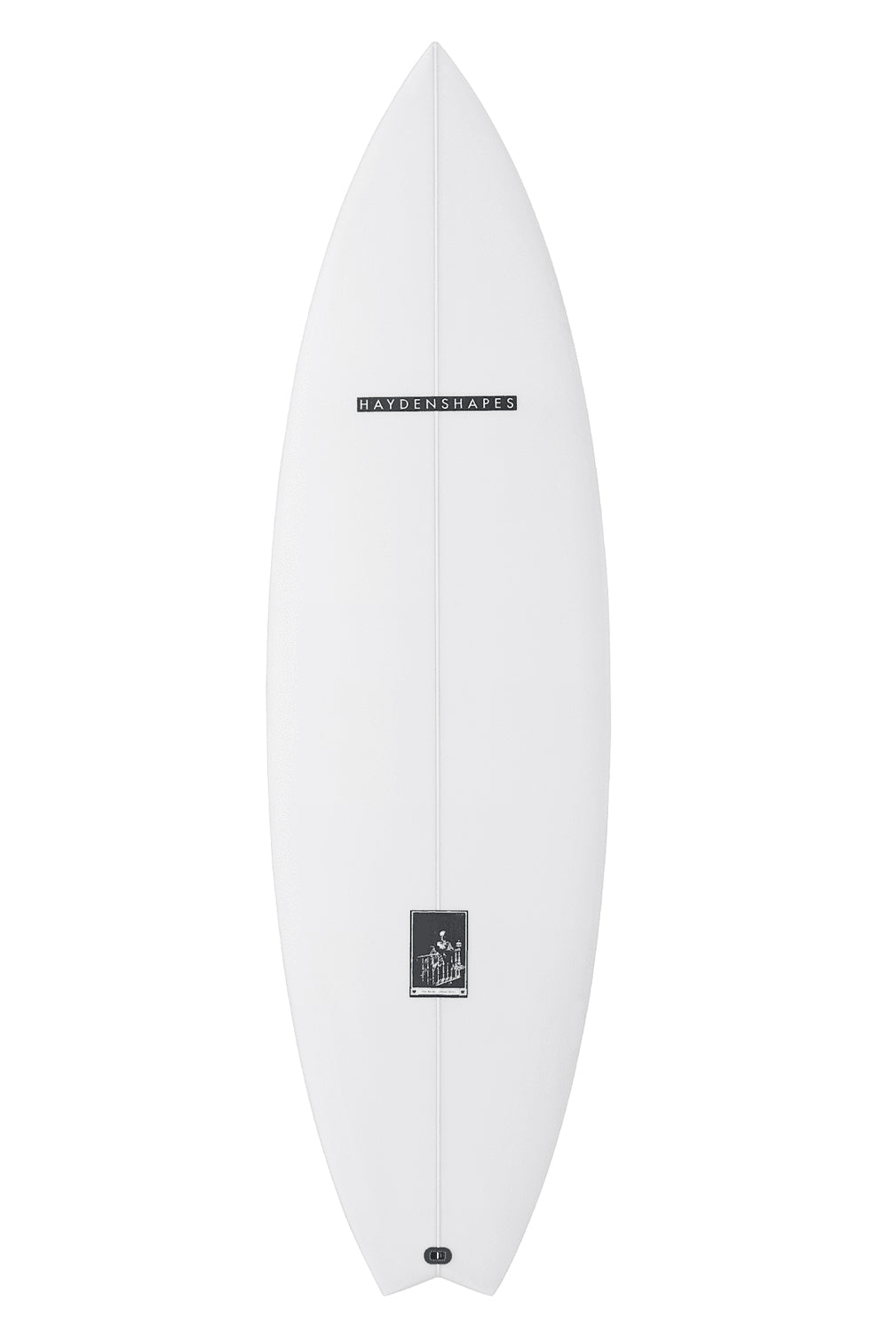 Haydenshapes Raven PU Surfboards