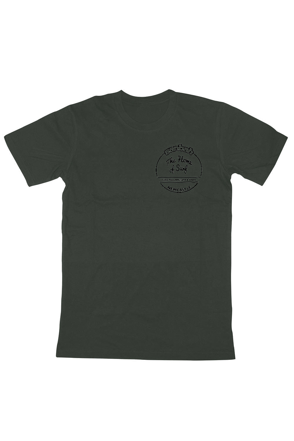 Home of Surf T-Shirt - Army