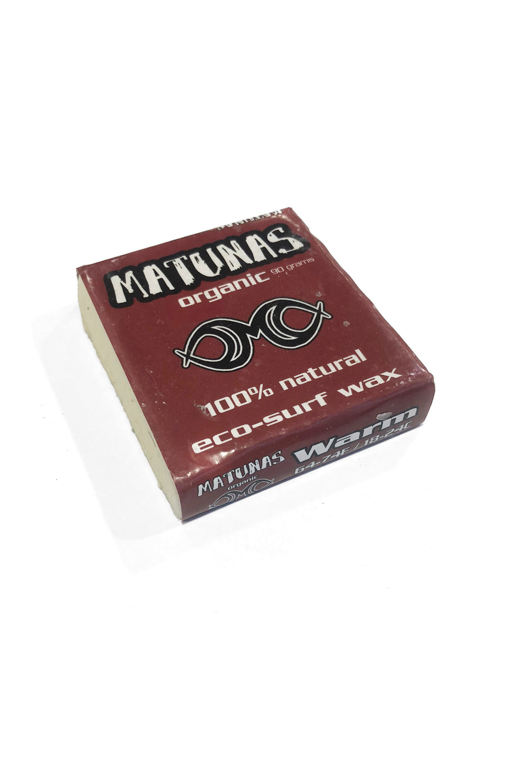 Organic Surf Wax - Matunas Warm Wax