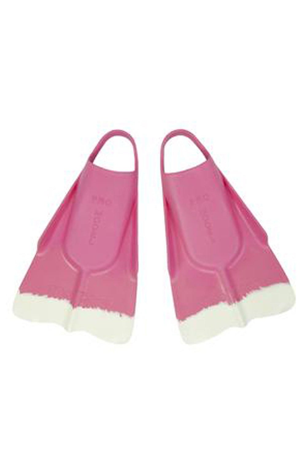 Da Fin Swimfins Flippers - Pink / White