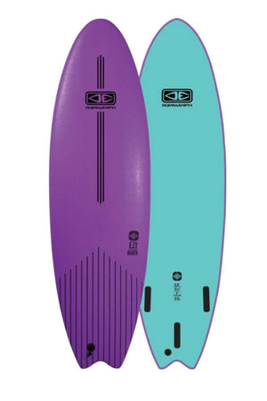 Ocean & Earth Ezi Rider 6'6ft Softboard