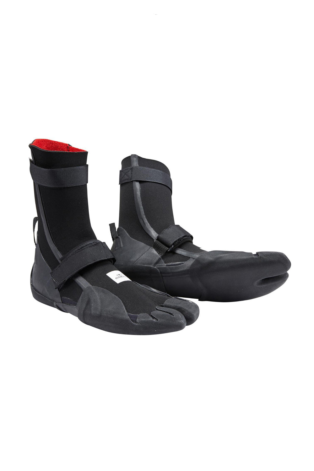 O'Neill Defender 3mm Split Toe Wetsuit Boot - Black
