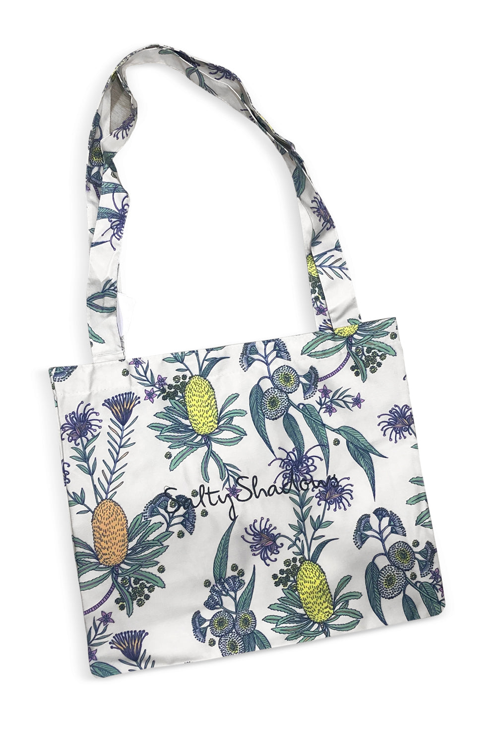 Salty Shadows Tote Bag