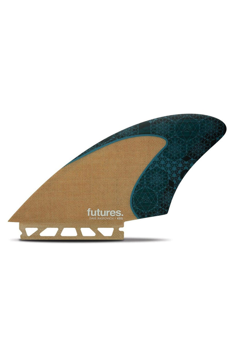 Futures Rasta Keel Twin Fin Set