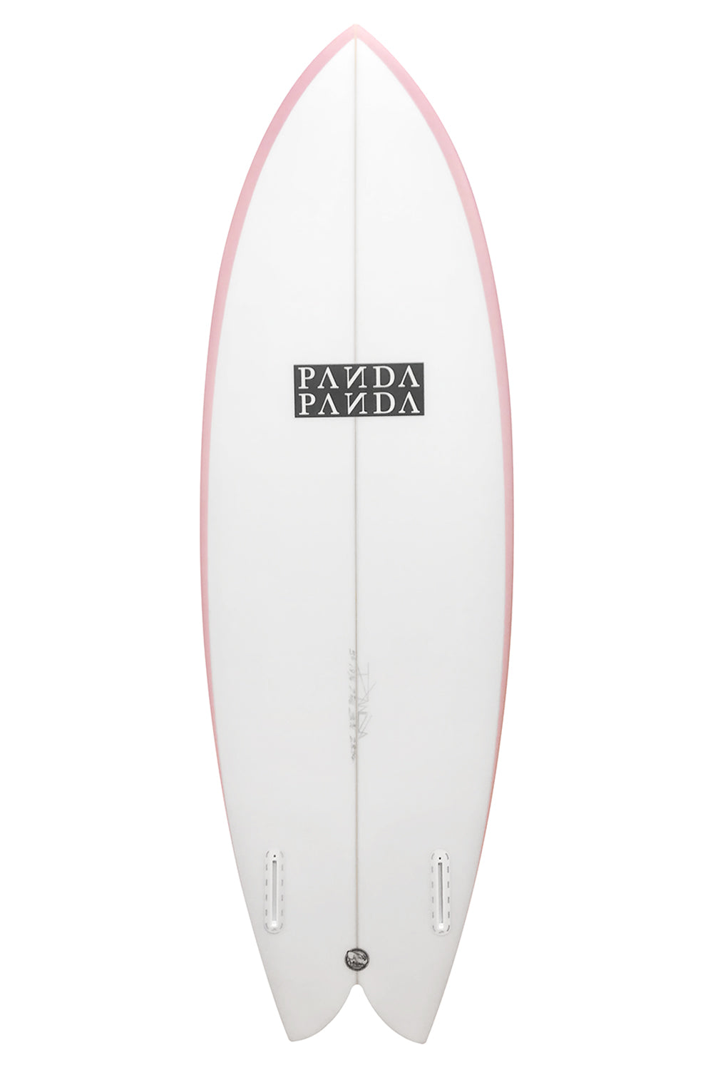 Panda Rocket Fish Surfboard