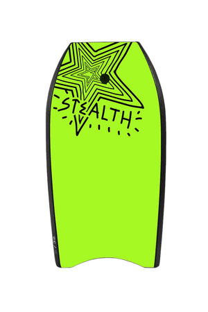 Stealth Tech Bodyboard