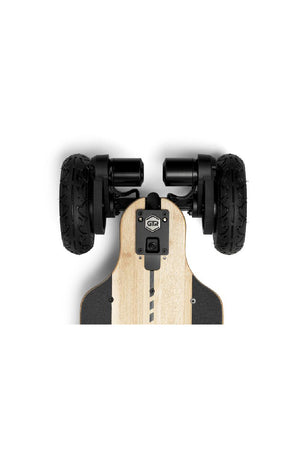 Evolve Electric Skateboards Bamboo GTR All Terrain