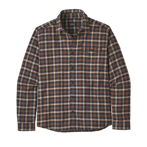 Patagonia Men's L/S Fjord Flannel Shirt
