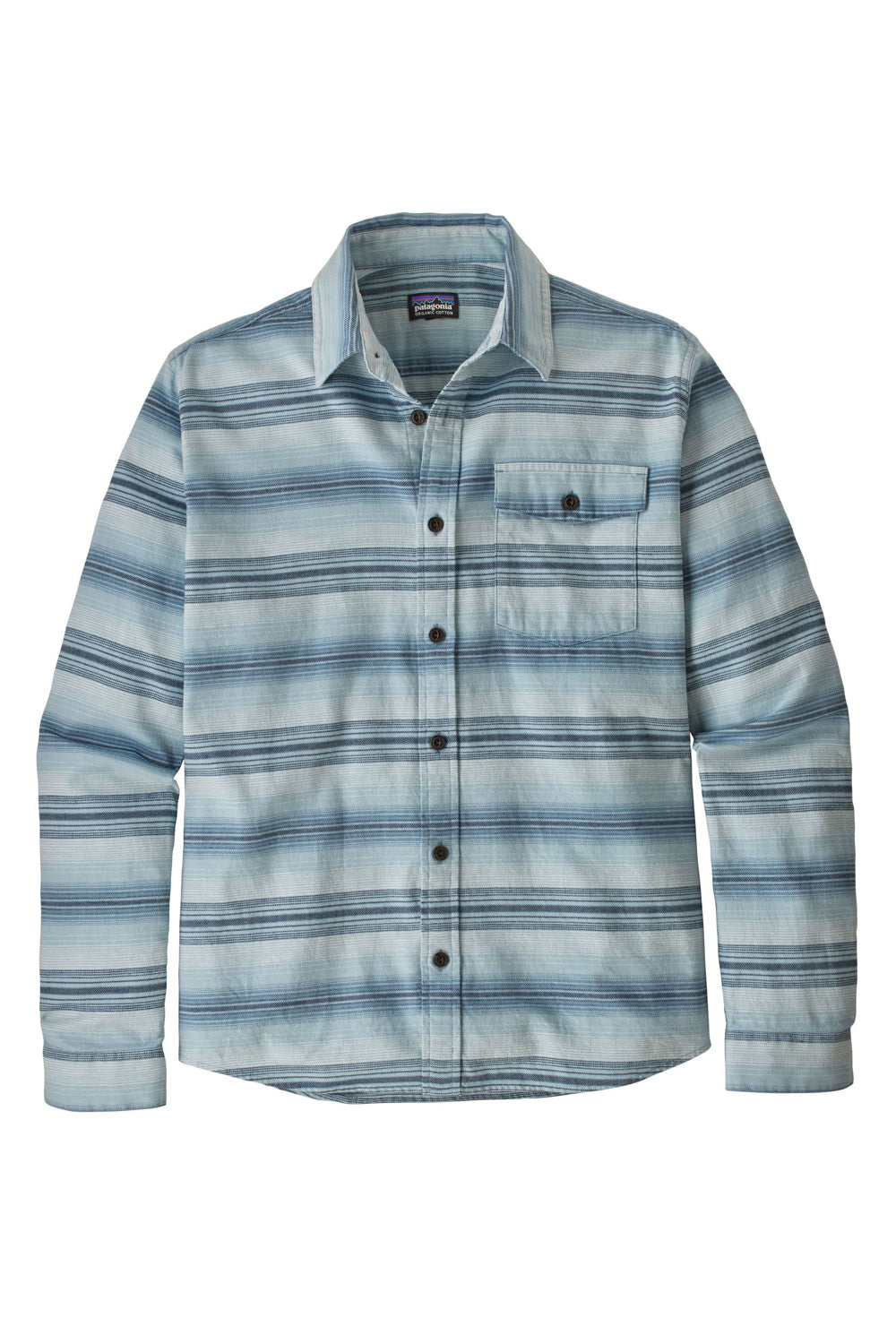 Patagonia Men's Light Weight FJord Flannel Shirt