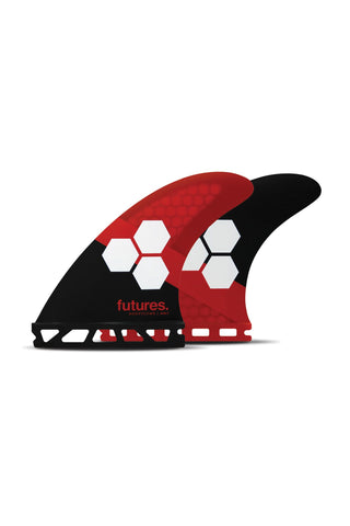 T1 HONEYCOMB TWIN FIN + STABILIZER SET